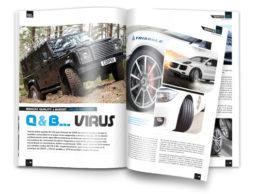 Marcas de neumáticos Quality&Budget: Q&B…Virus (Reportaje)