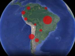 Todos los países de América Latina y el Caribe ahora tienen casos de coronavirus, dice un grupo de salud