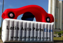 Latin Auto Parts Expo: What's That Sound?