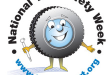 2016 National Tire Safety Week Set for May 29-June 4