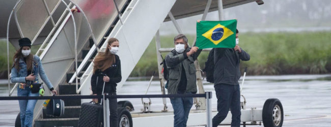 Brazilian Who Visited Italy Is First Coronavirus Patient in Latin America