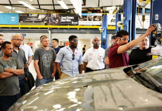 TIA Adds Automotive Tire Service Instructor Class