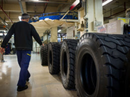 Analysis: Tire plants close across Europe, Americas