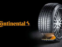 Continental supplied more than 142 million tires for passenger cars in 2019!