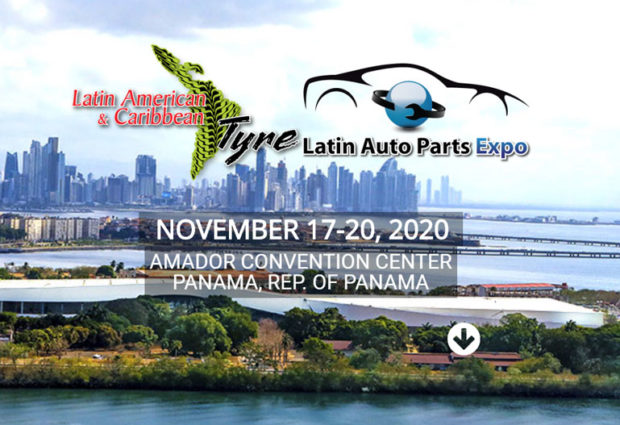 Latin Tyre Expo rescheduled for November
