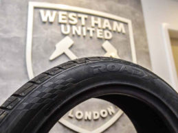 RoadX official tyre partner of West Ham United