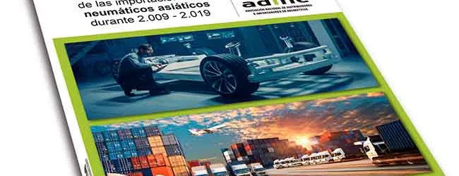 The import of Asian tires in 2019 fell 7.7% in consumer but grew 20% in trucks, according to data from Adine