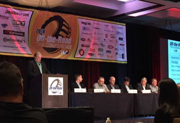 TIA Sets Dates, Location for Next OTR Tire Conference