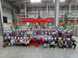 Prinx Chengshan begins PCR tyre production in Thailand