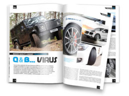 Quality & Budget tire brands: Q&B… Virus