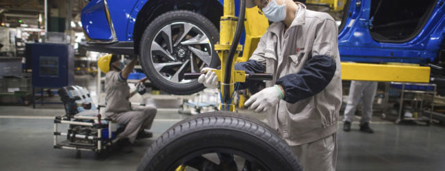 Automakers and Suppliers Identifying Ways to Reopen With Testing, Masks and Gloves